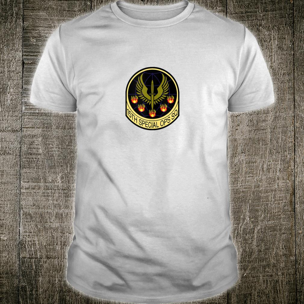 15th Special Operations Squadron 15th SOS Shirt