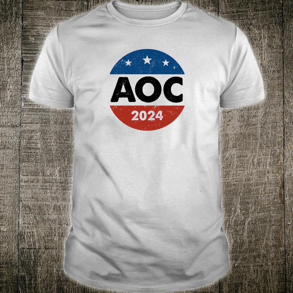 Alexandria OcasioCortez AOC 2024 Feminist Political Shirt