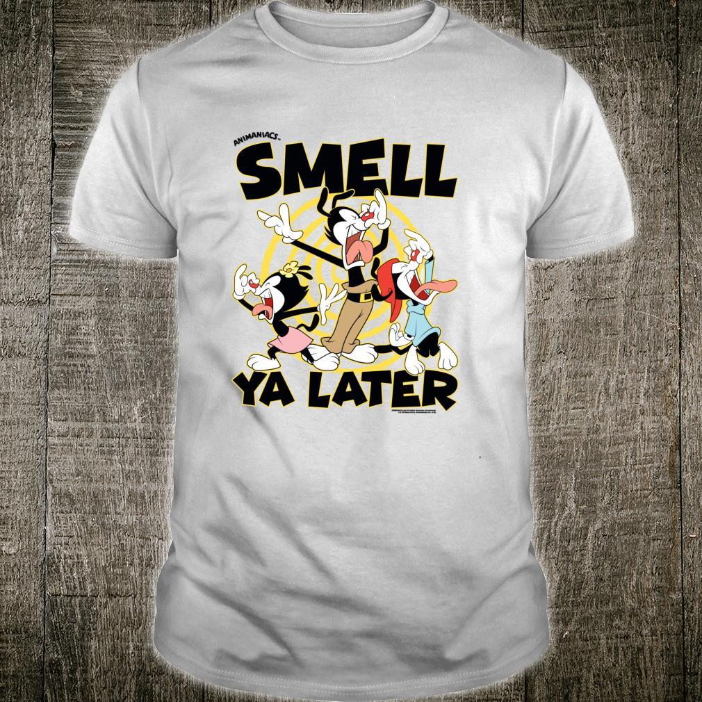 Animaniacs Smell Ya Later Shirt