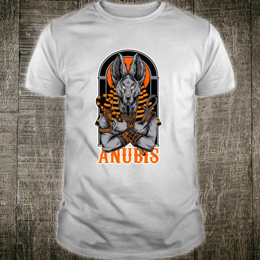 Anubis Egyptian God Ancient Egypt Dog Shirt