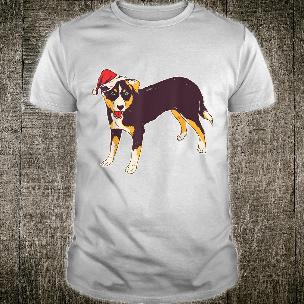 Appenzeller Dog Christmas Shirt