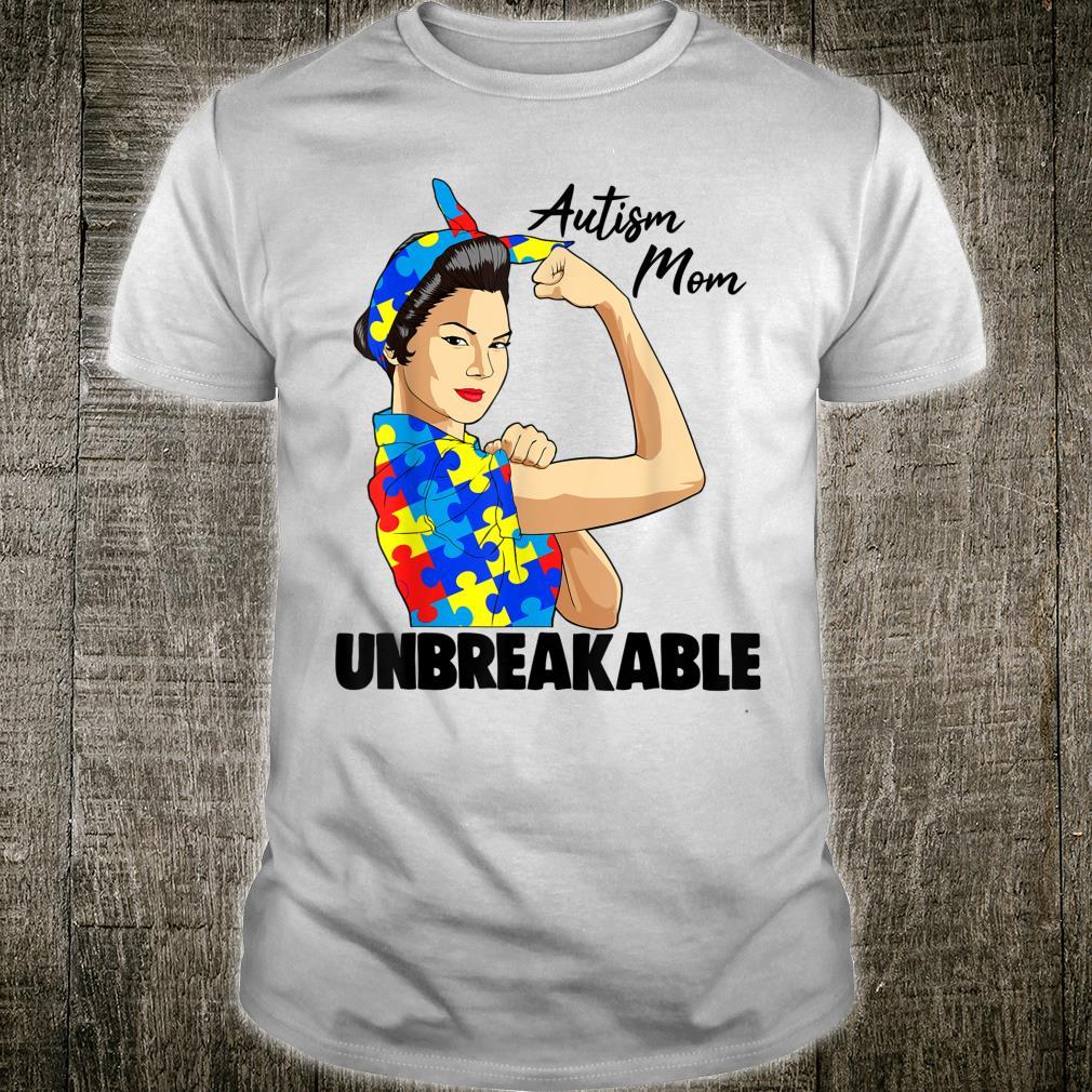 Autism Awareness Autism Mom Shirt