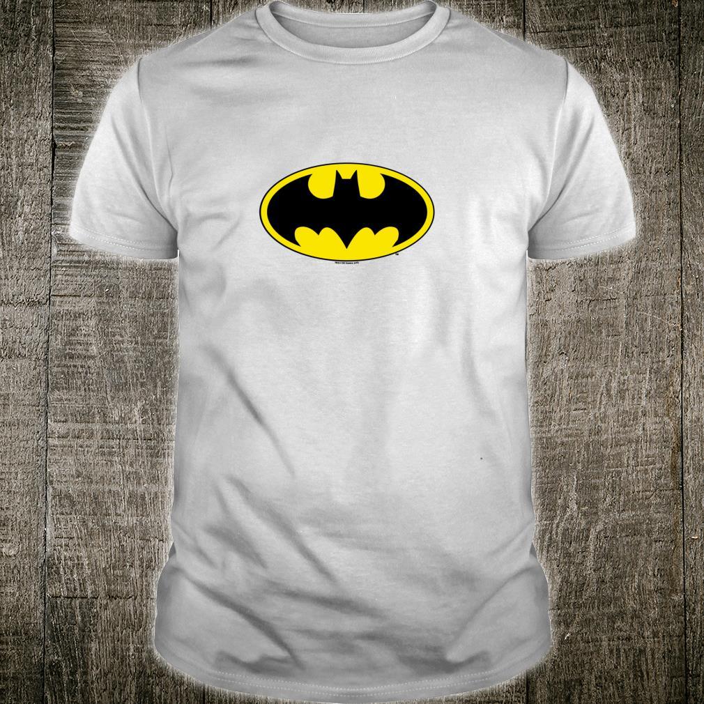 Batman Classic Bat Logo Shirt