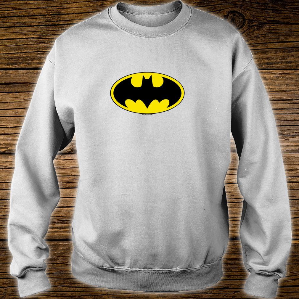 Batman Classic Bat Logo Shirt sweater