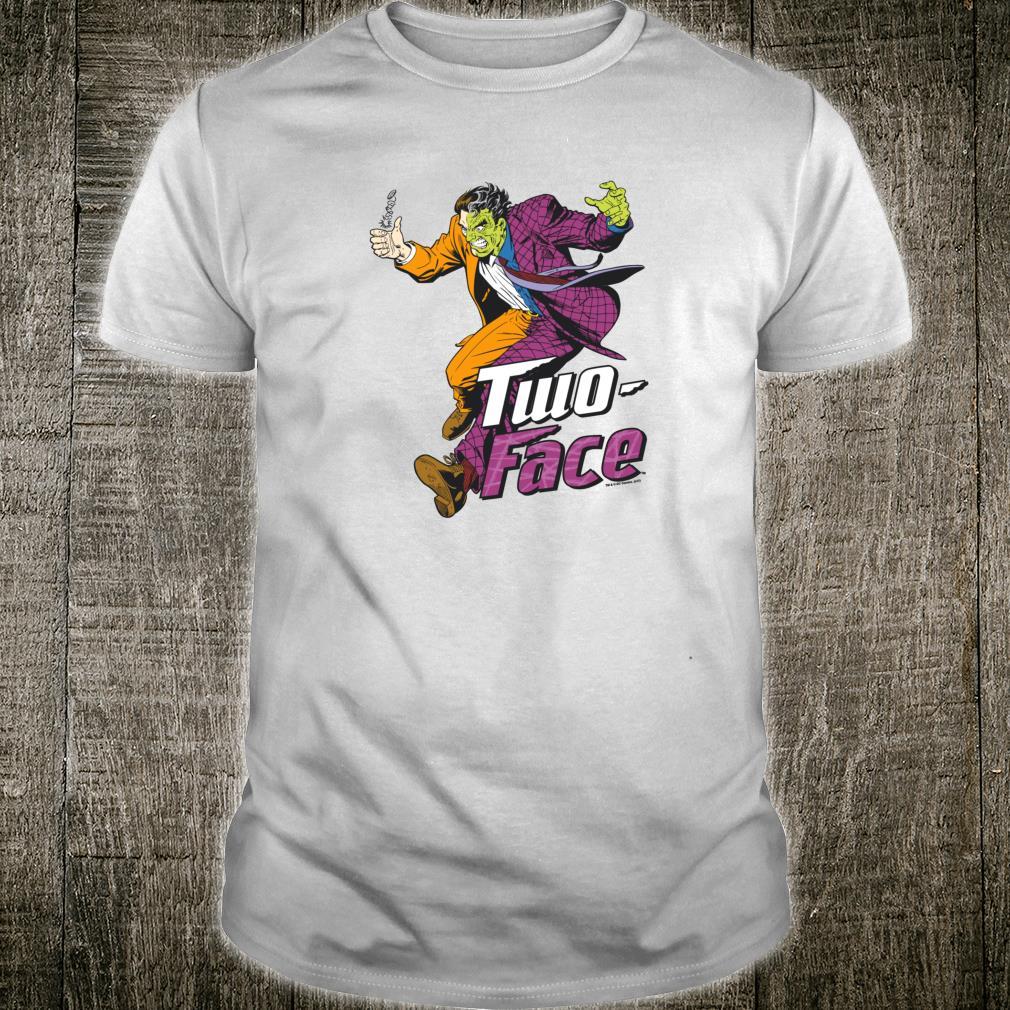 Batman Two Face Shirt