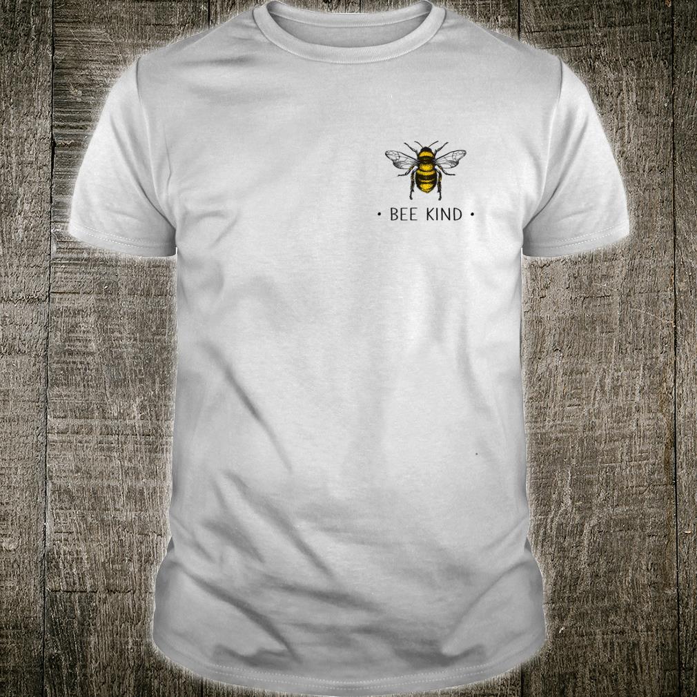 Bee Kind Summer Feminist Be Kind Kindness Shirt