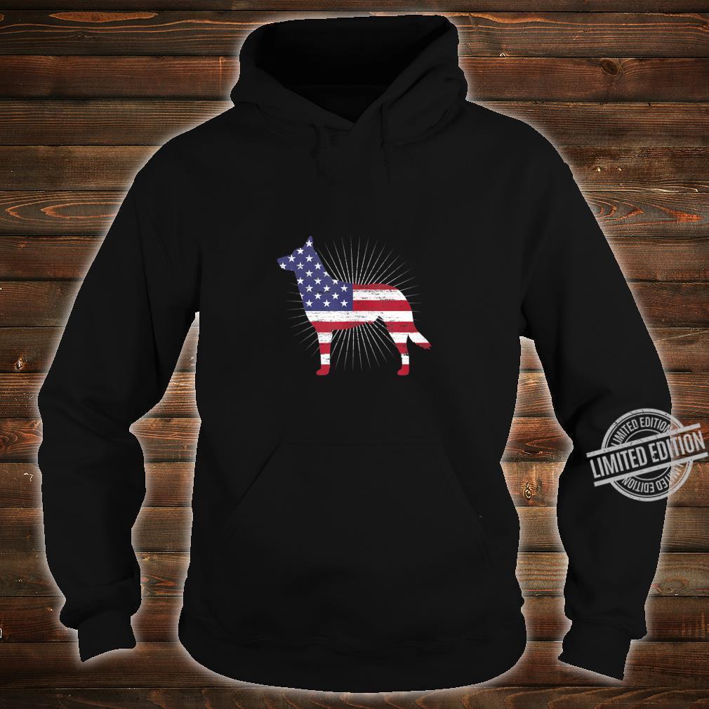 Belgian Tervuren Shirt hoodie