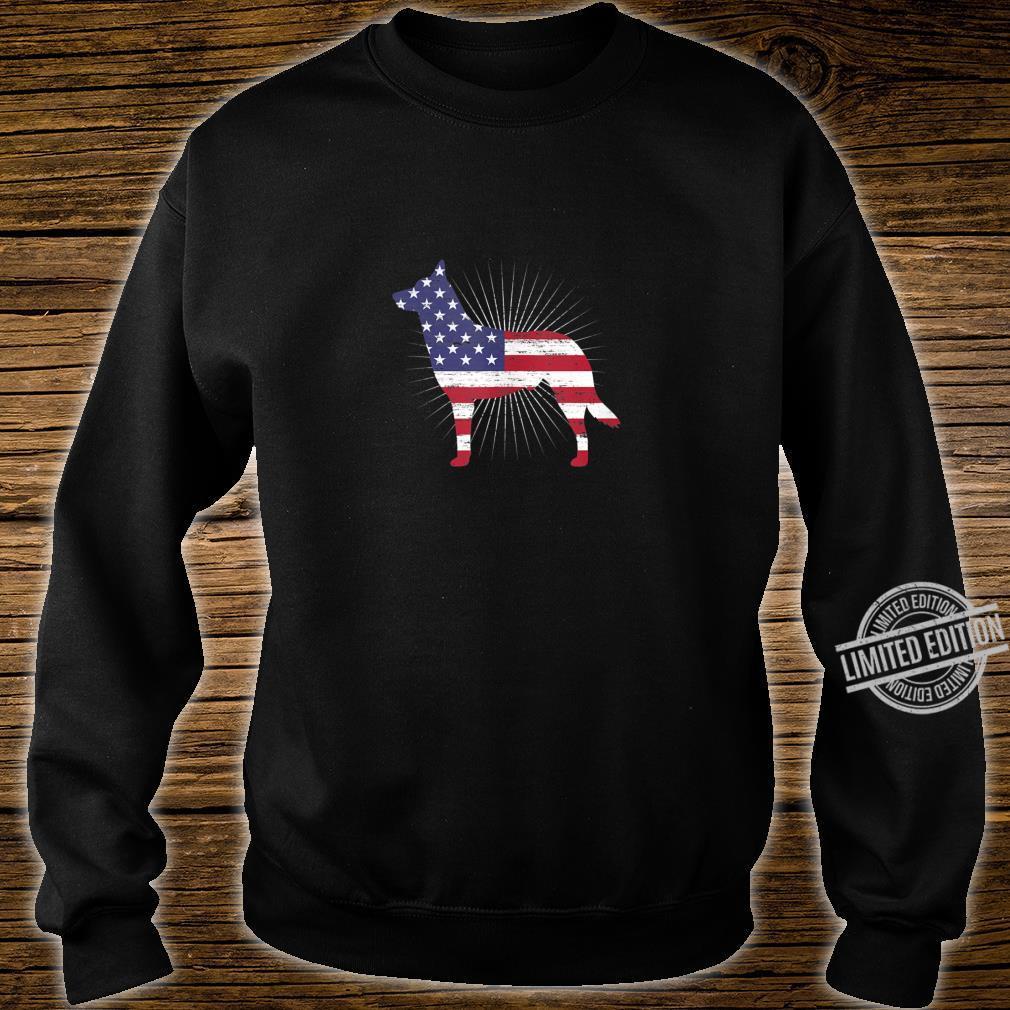 Belgian Tervuren Shirt sweater