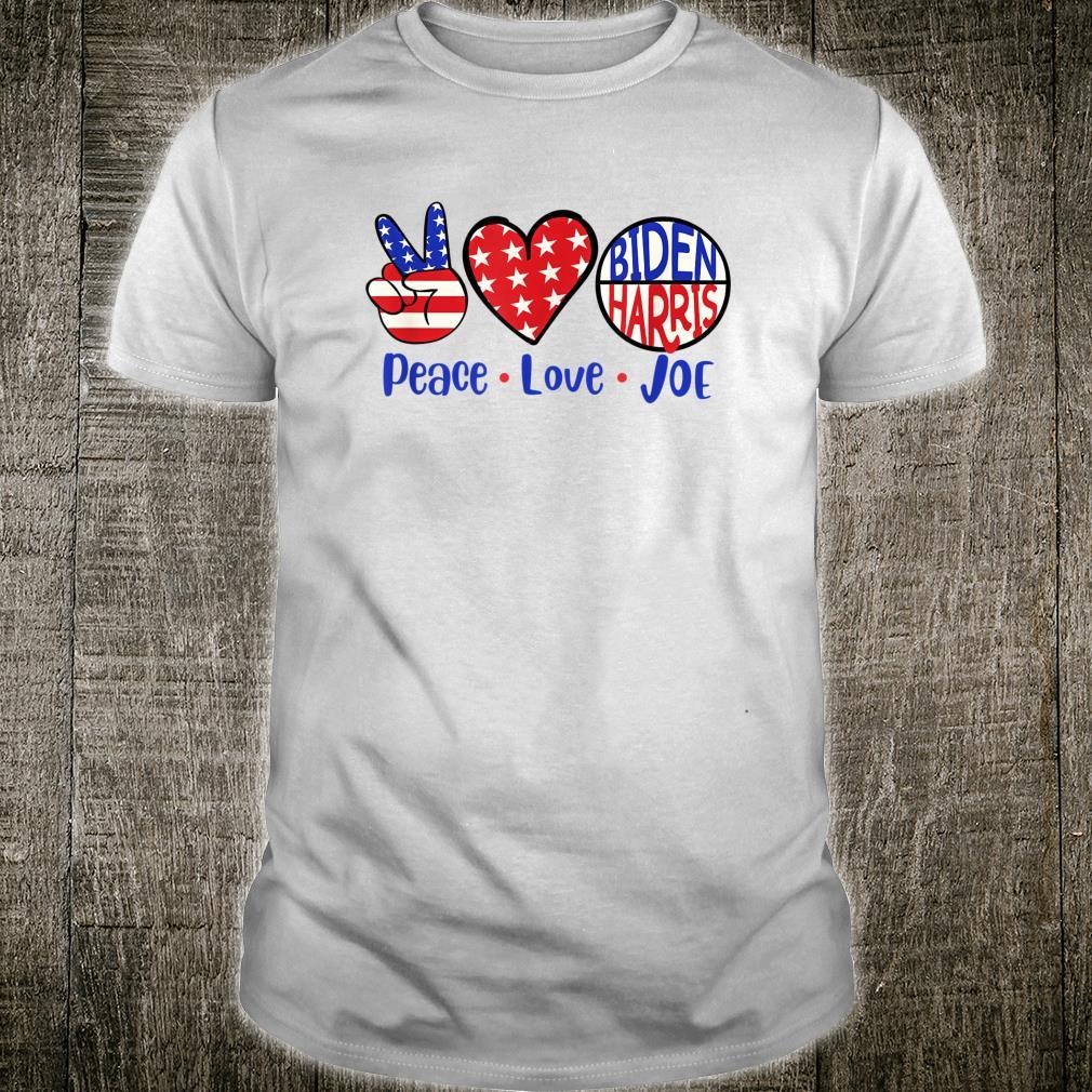 Biden Harris 2020 Patriotic Eagle Presidential Shirt