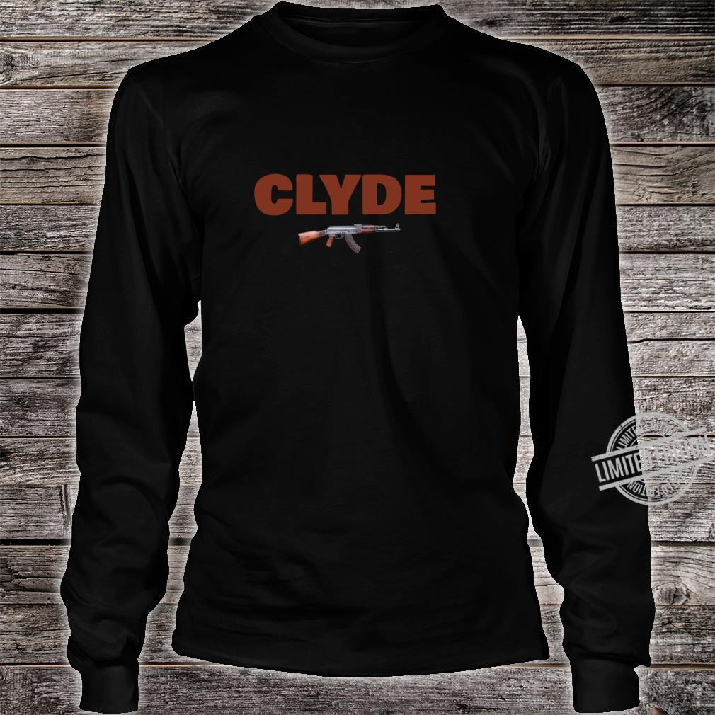 Bonnie & Clyde for Him & Her Matching Couples Shirt long sleeved