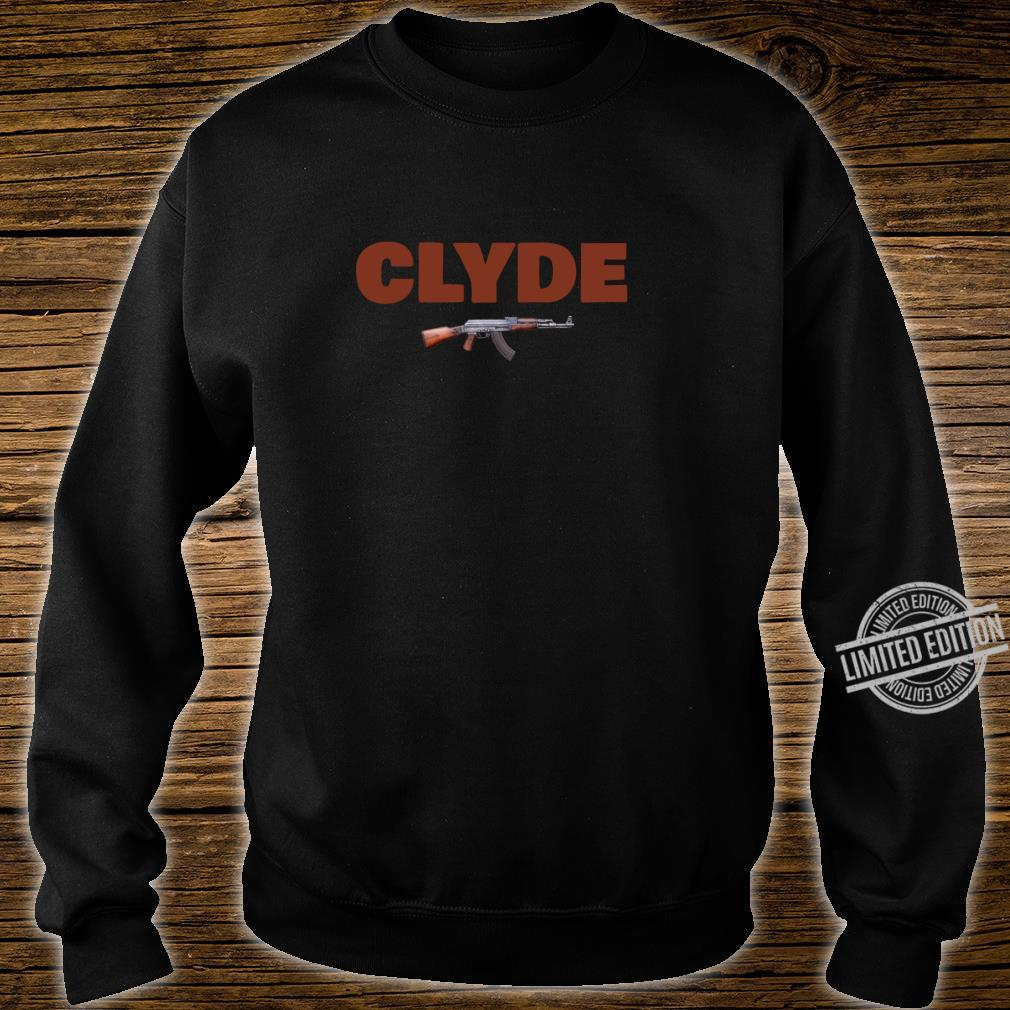 Bonnie & Clyde for Him & Her Matching Couples Shirt sweater