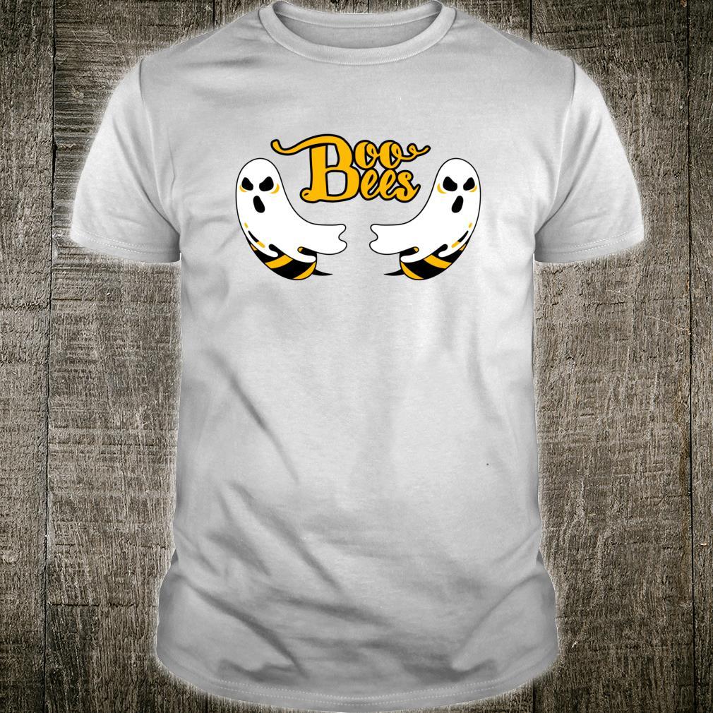 Boo Bees Halloween Boobies Shirt