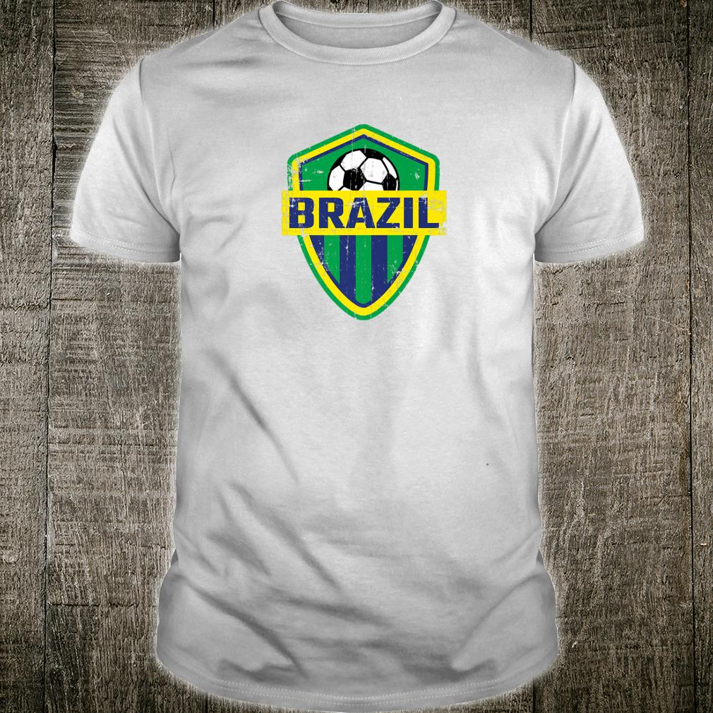 Brazil Soccer Jersey Style Brazilian Football Shirt
