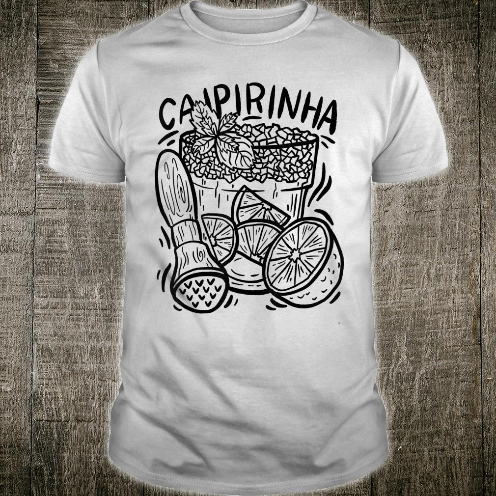 Caipirinha Cocktail Classic Shirt