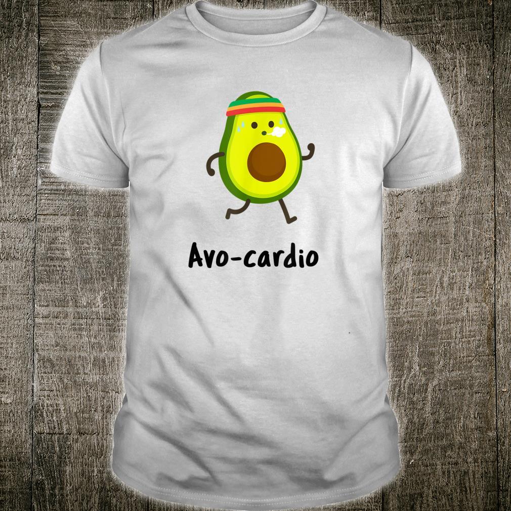 Cinco De Mayo Avo Cardio Workout, Jogging, Running Pun Shirt