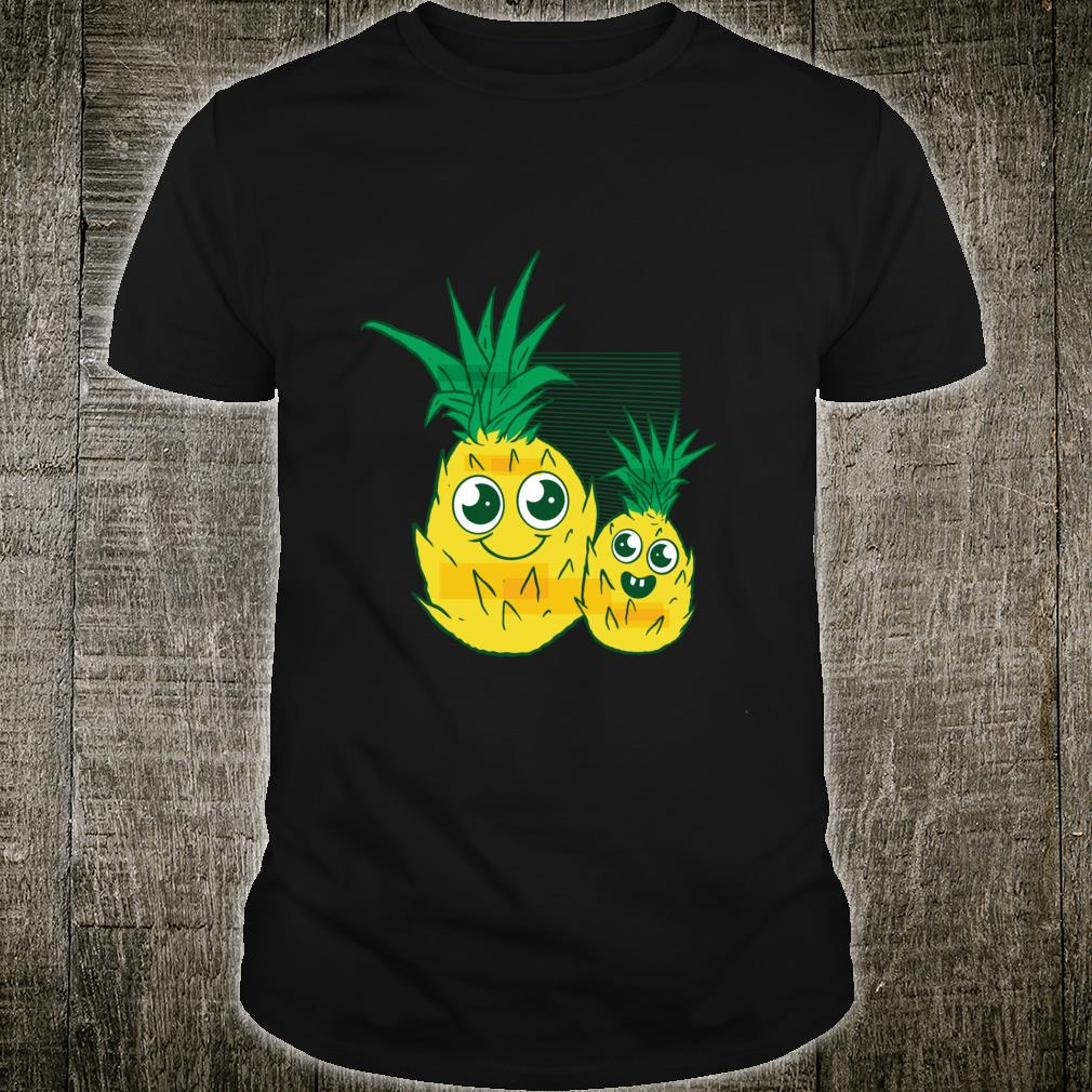 Cute Pineapple for mom and me Shirt