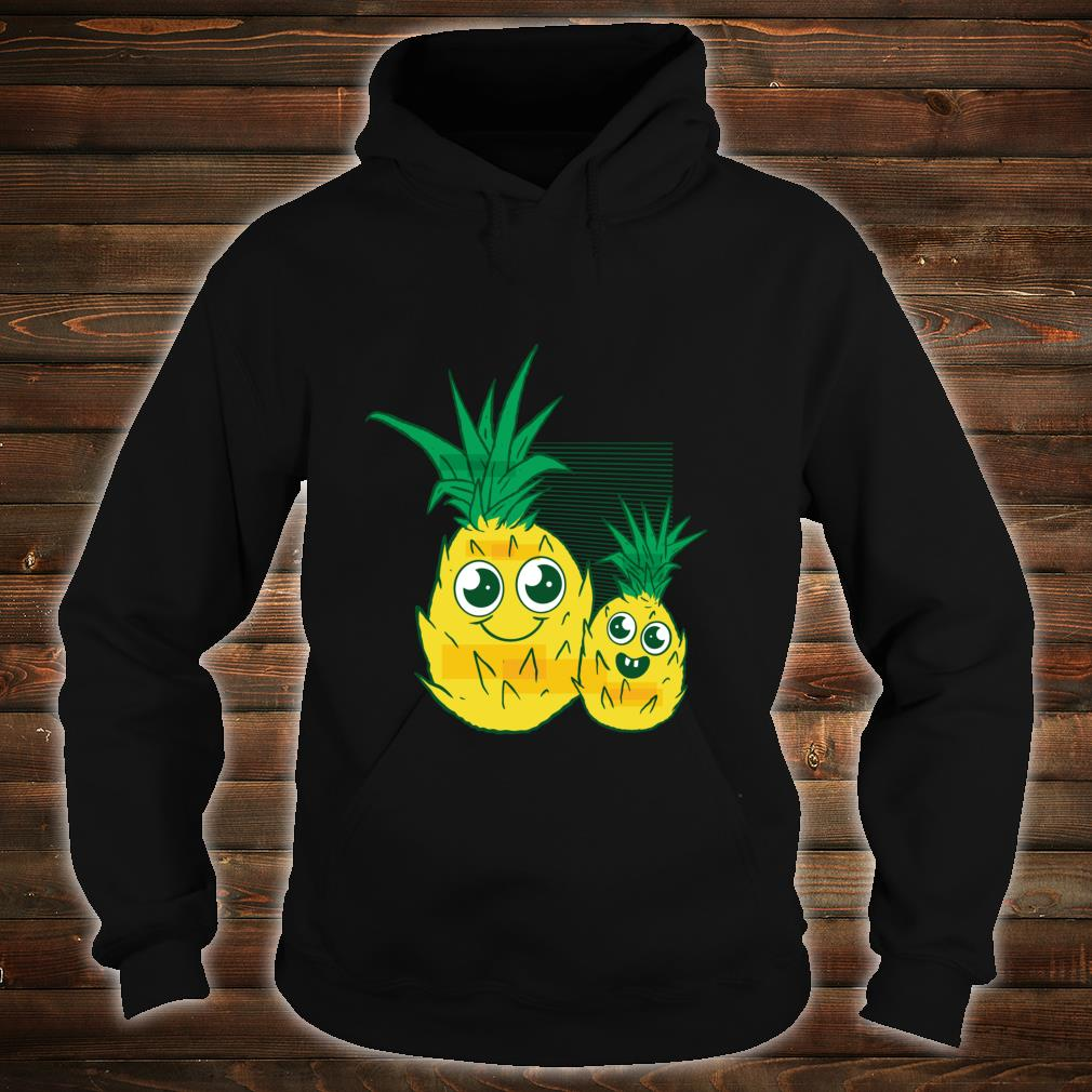 Cute Pineapple for mom and me Shirt hoodie