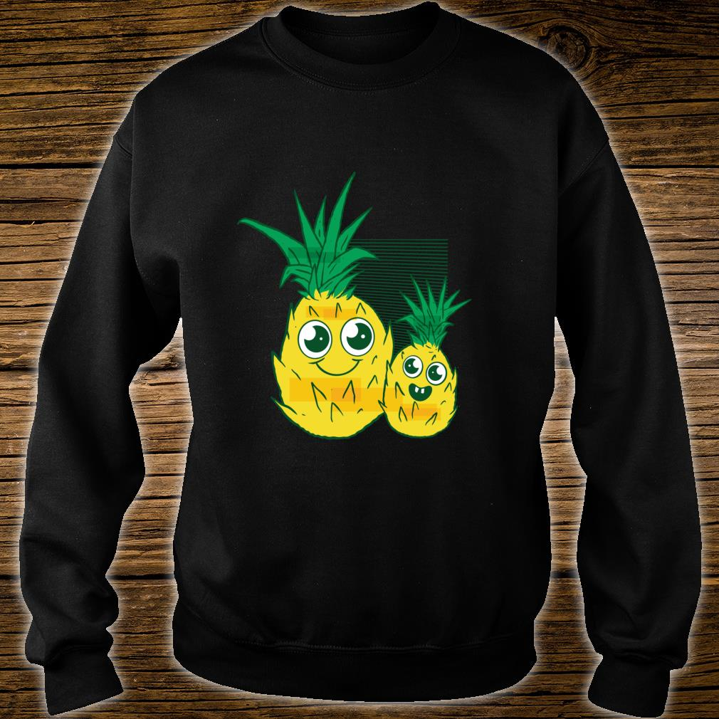Cute Pineapple for mom and me Shirt sweater