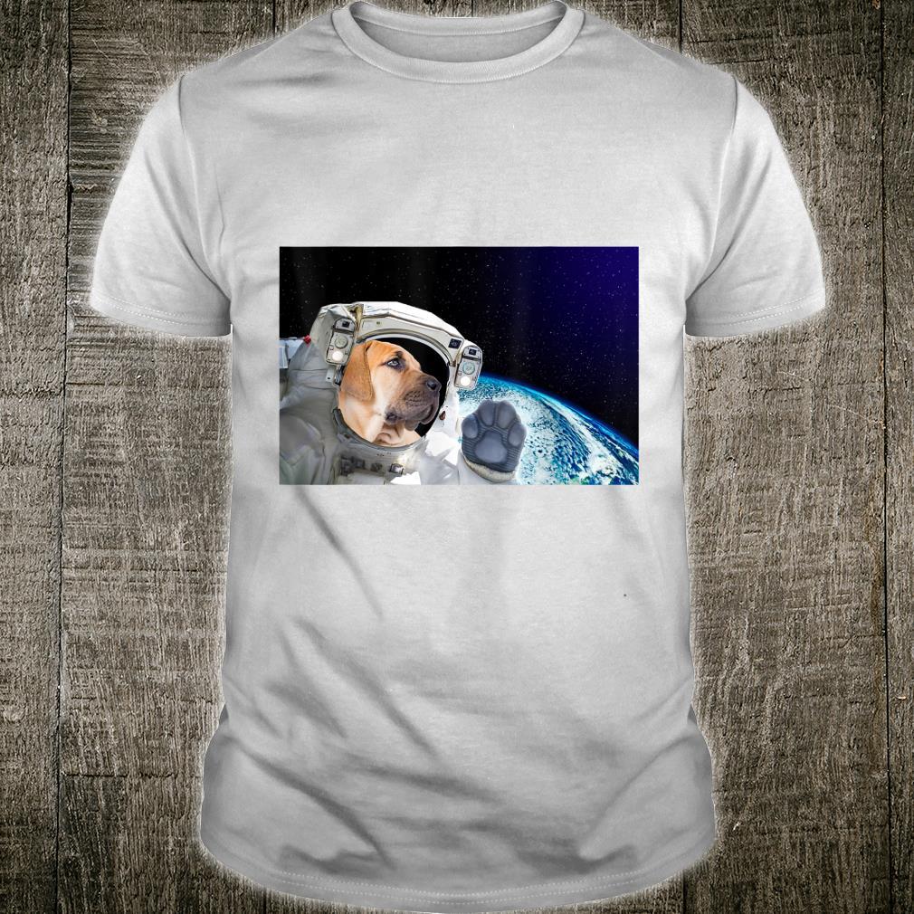 Dog in Space Boerboel Shirt