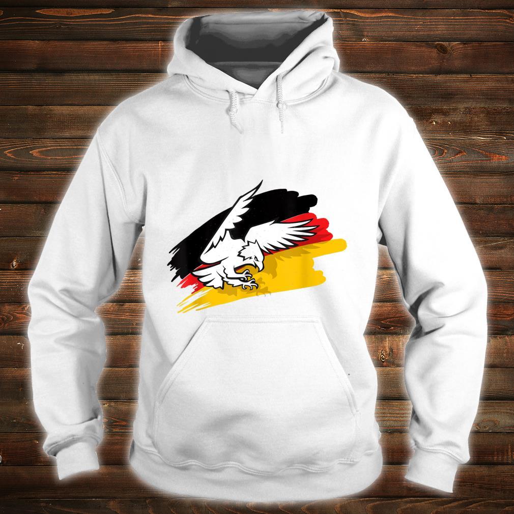 Eagle Bird German Germany Deutschland GER Country Shirt hoodie