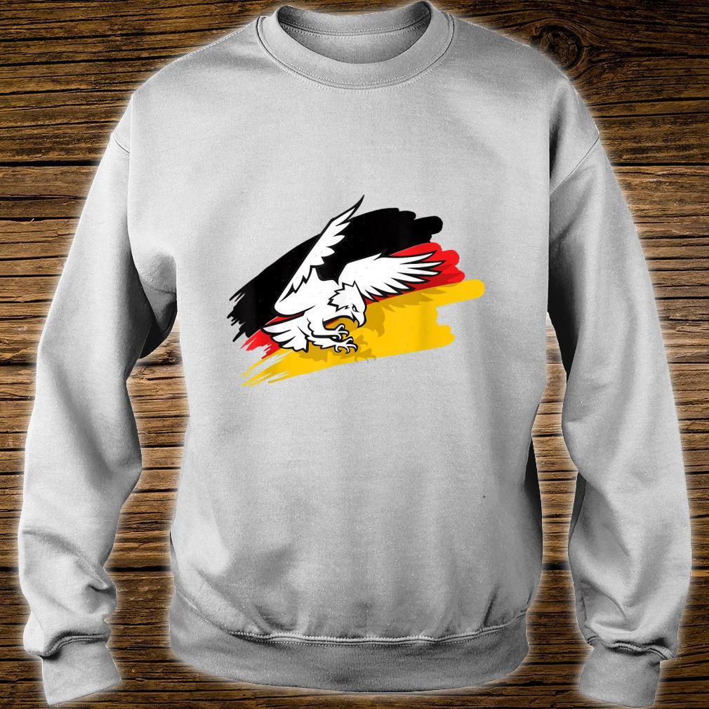 Eagle Bird German Germany Deutschland GER Country Shirt sweater