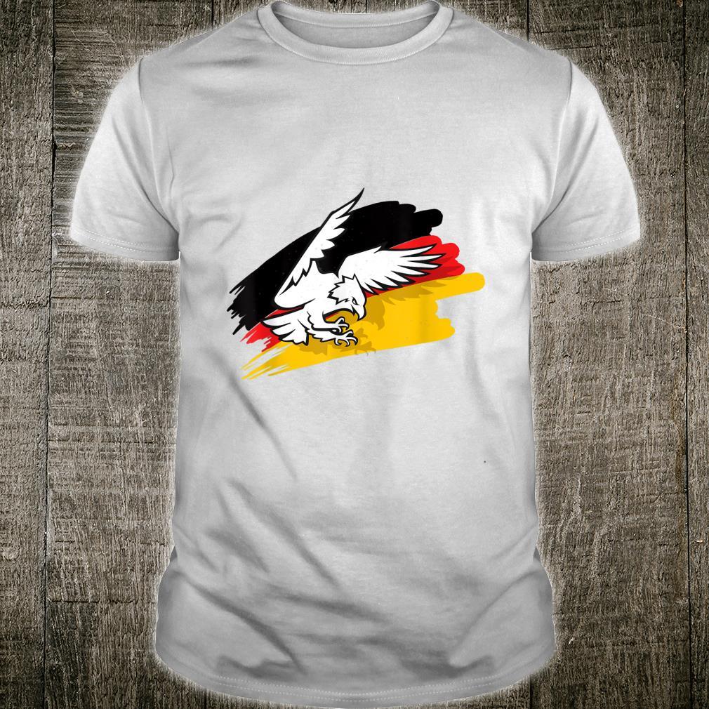 Eagle Bird German Germany Deutschland GER Country Shirt