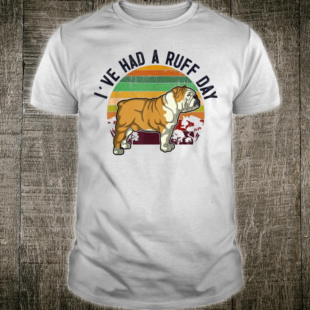 English Bulldog Shirt
