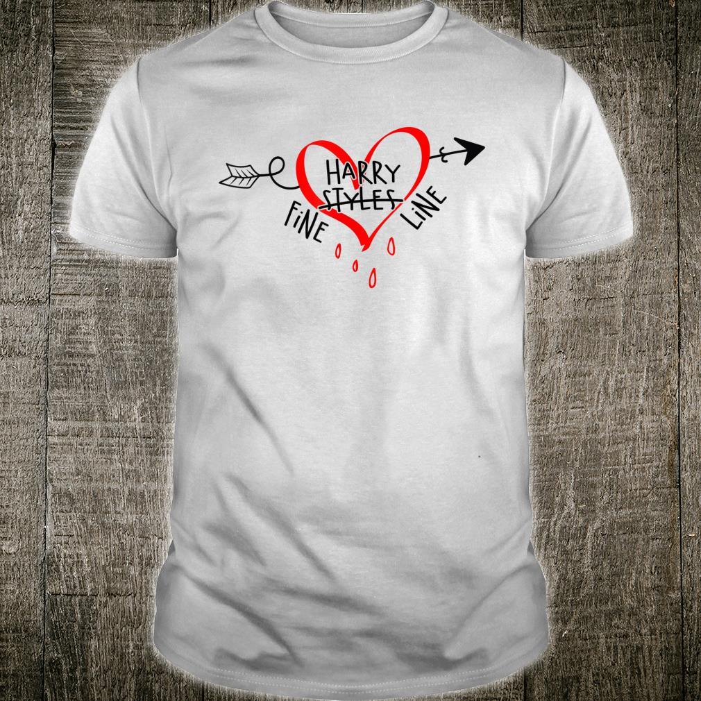 Fine Line Styles ofHarry Shirt