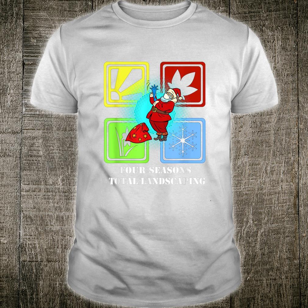 Fourr Seasonns Total Landscaping Shirt