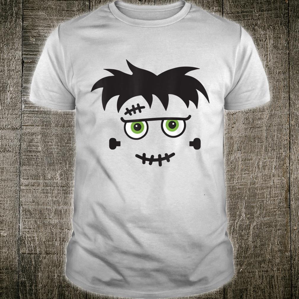 Frankenstein Monster Halloween Costume Shirt
