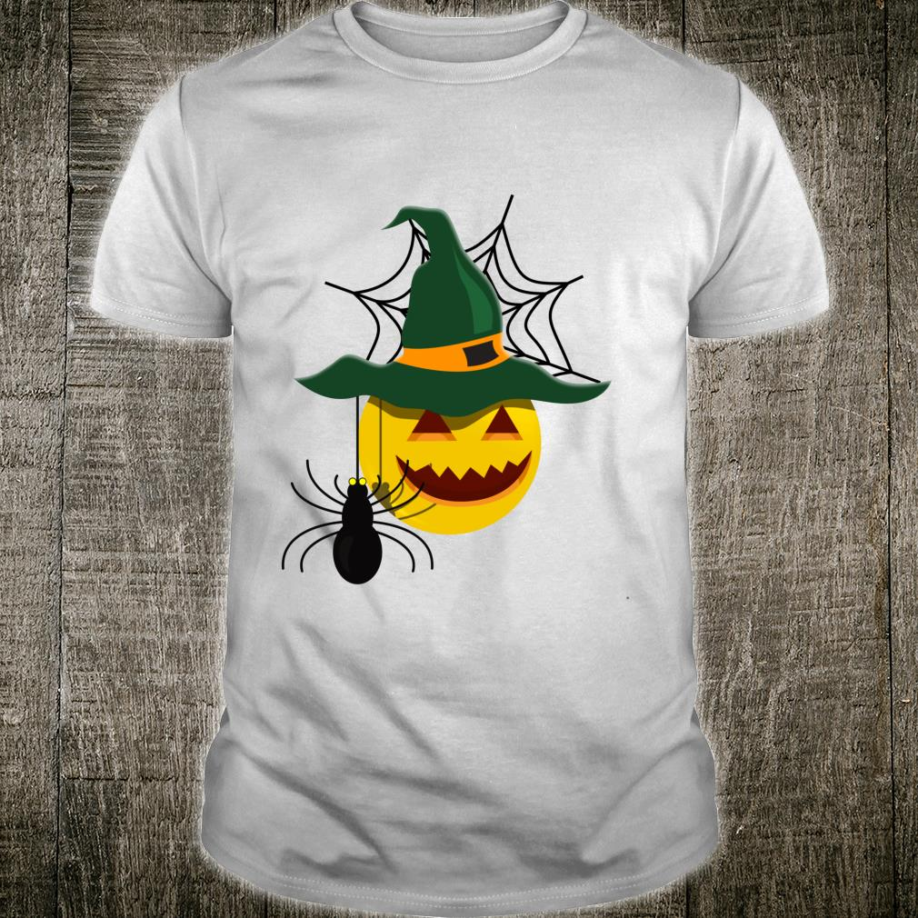 Funny Pumkin Halloween, Scary nightmare Cartoon Shirt
