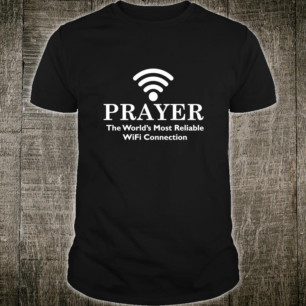 Gebet Christian Inspirational God Bible Geschenkideen Shirt