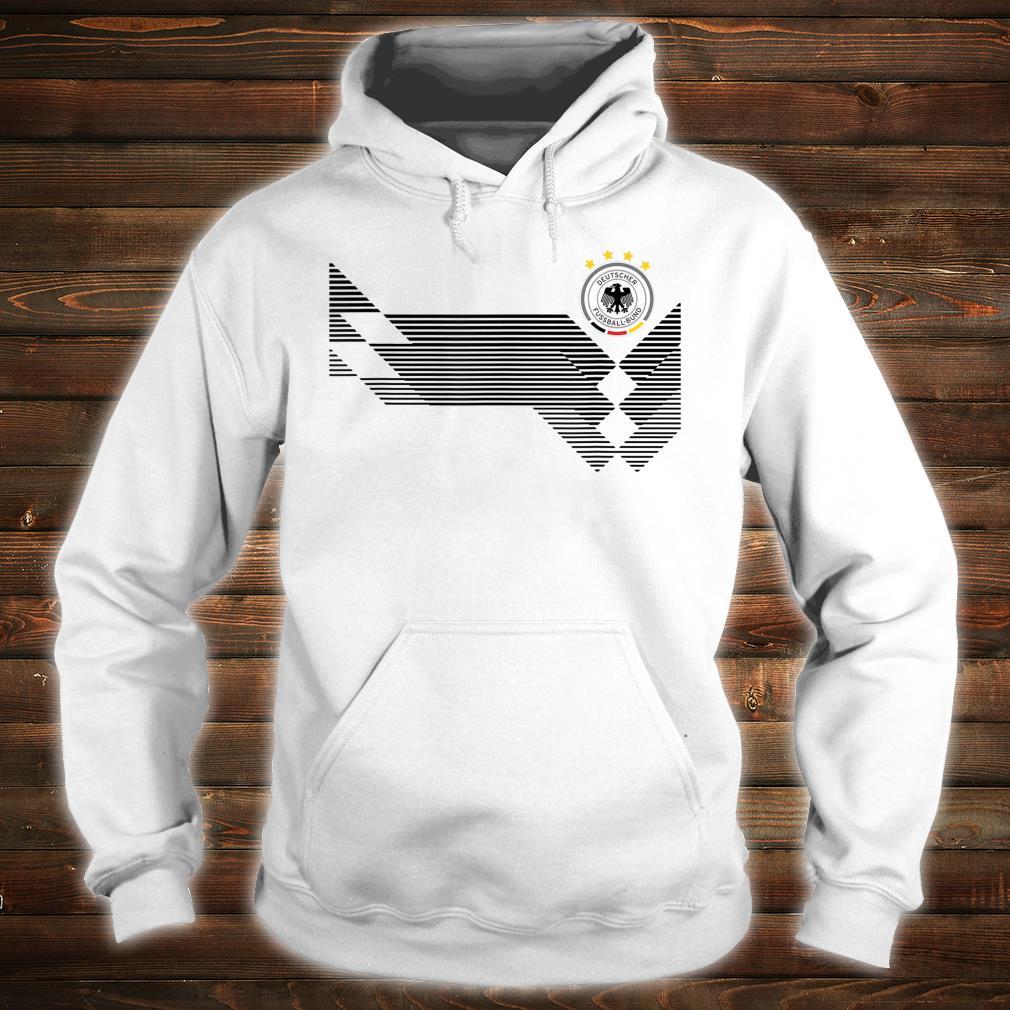 Germany Retro 2018 Football Jersey Deutschland Shirt hoodie