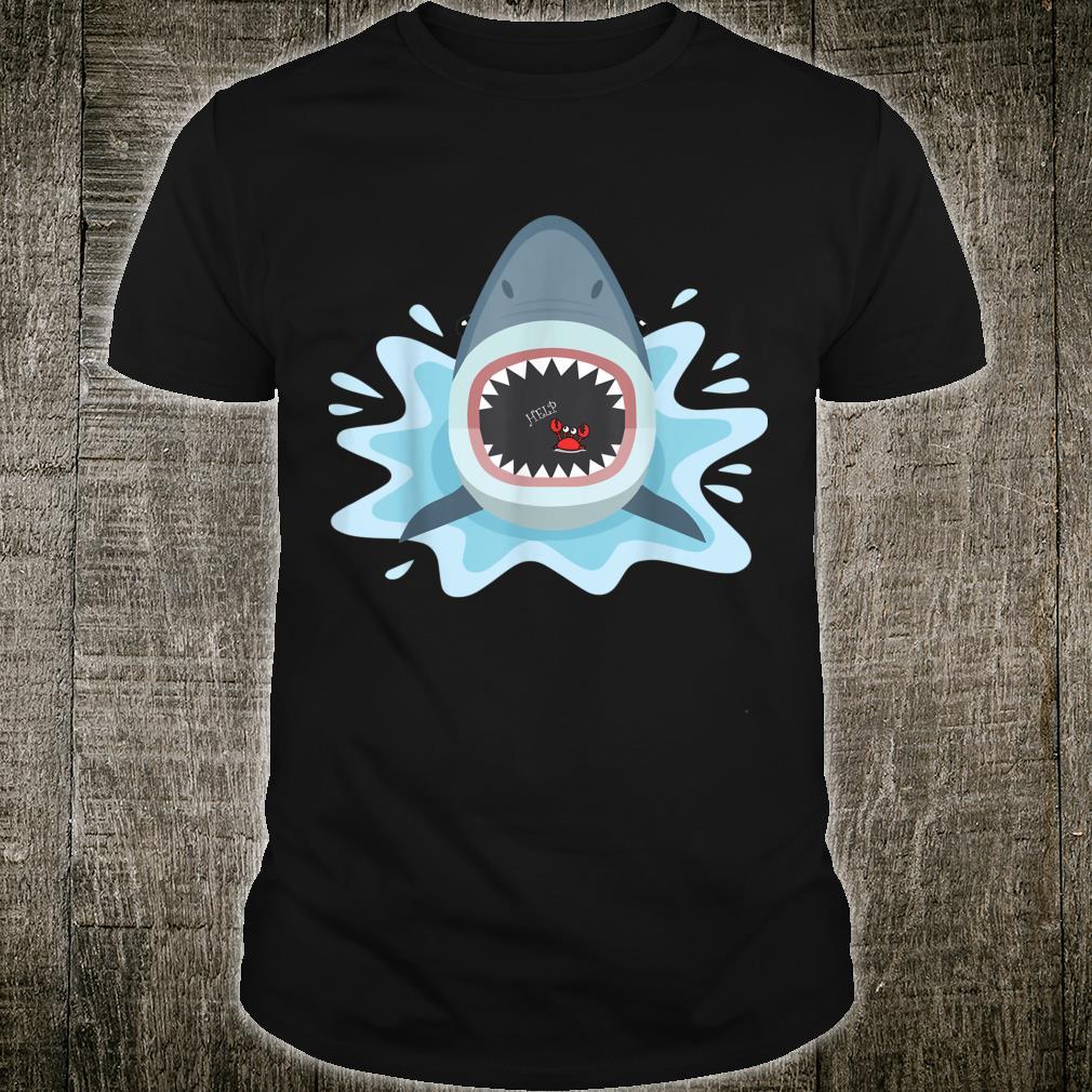 Hai Doo Doo. Fantastisches Geschenk für Haifischliebhaber. Shirt