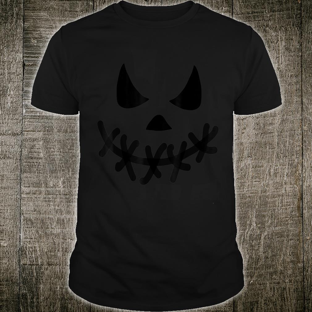 Halloween Face Spookie Horror costume monster Shirt