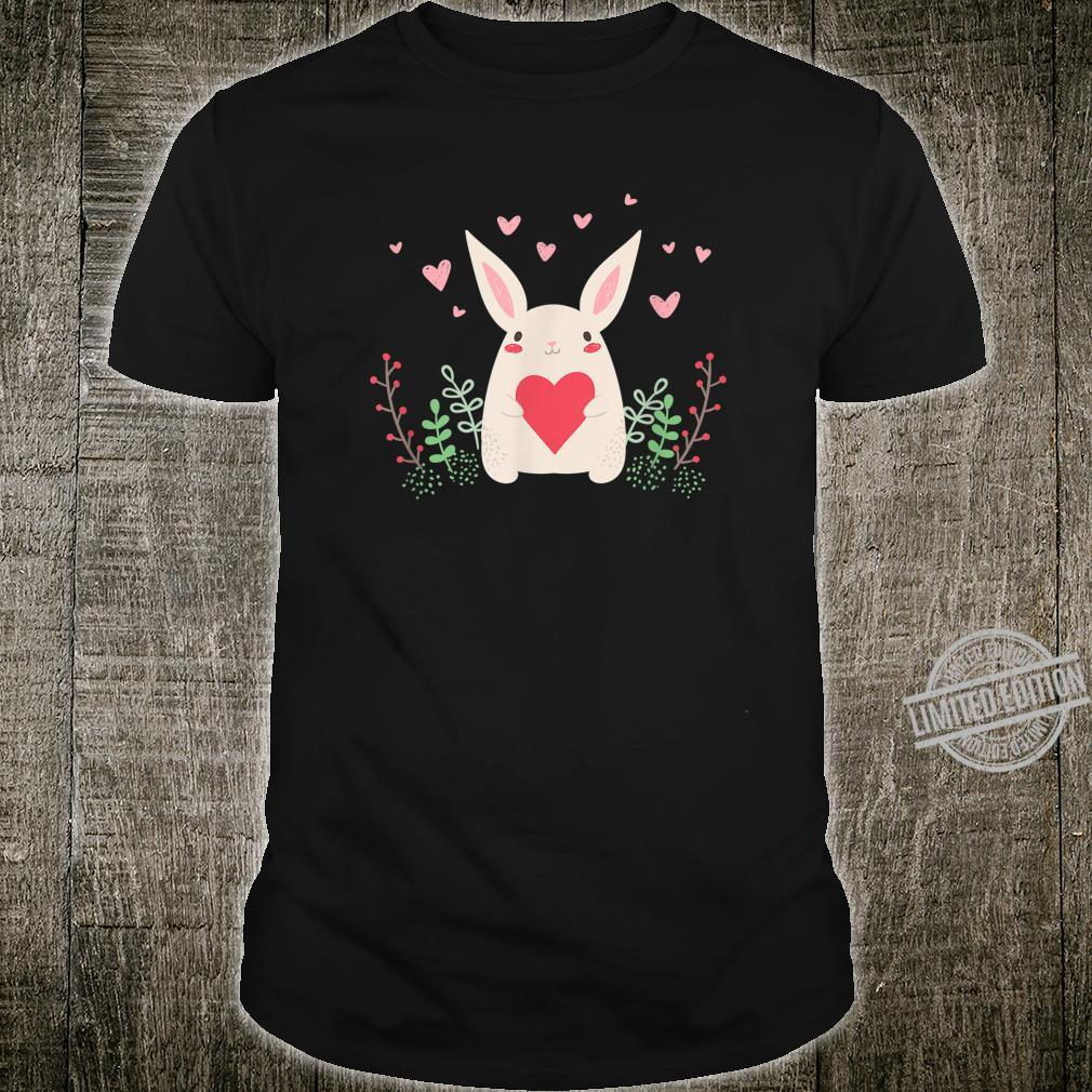Happy Easter Bunny with Easter Eggs Shirt