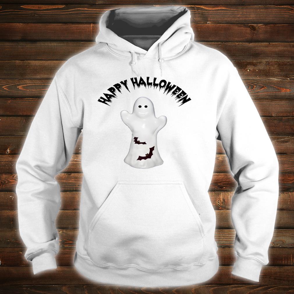 Happy Halloween Ghost & Bats Shirt hoodie