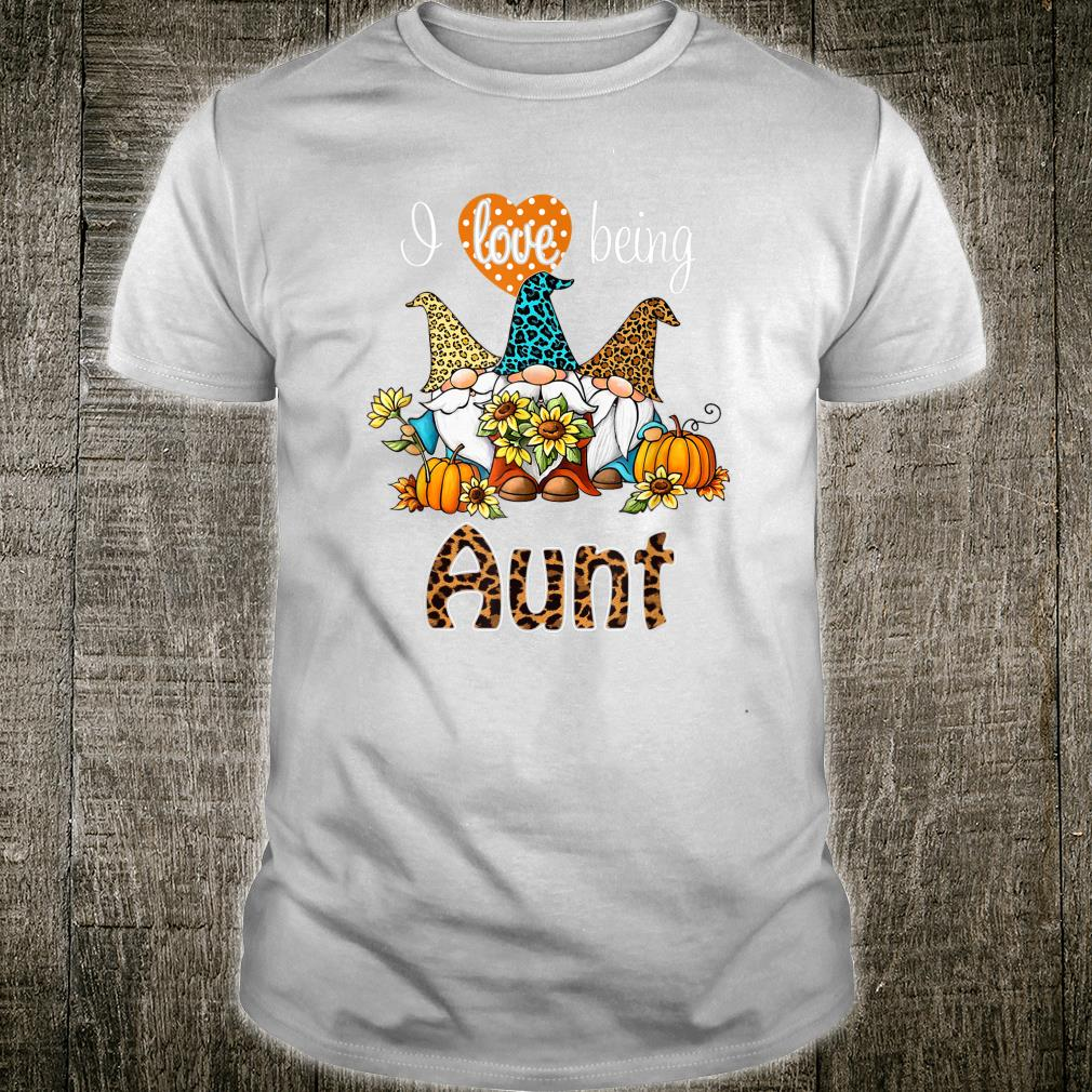 I Love Being {keyword} Thanksgiving Shirt