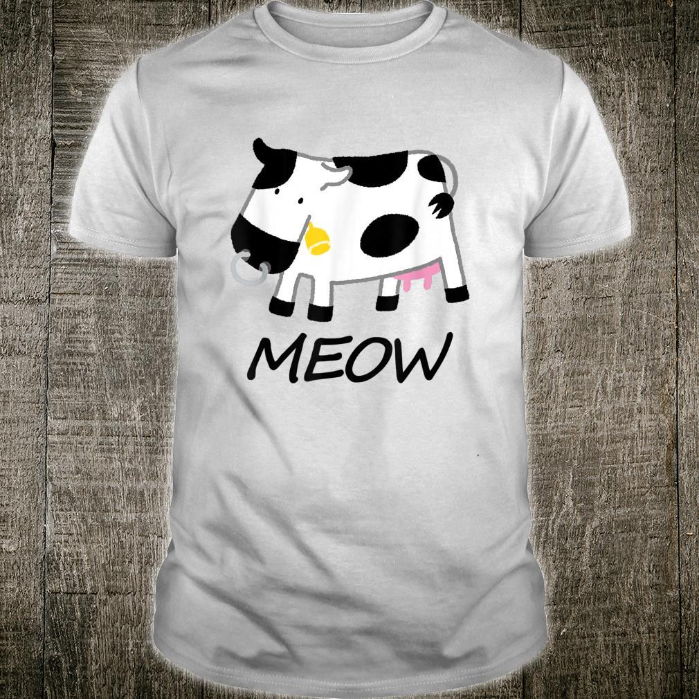I Love Cow Farming Shirt
