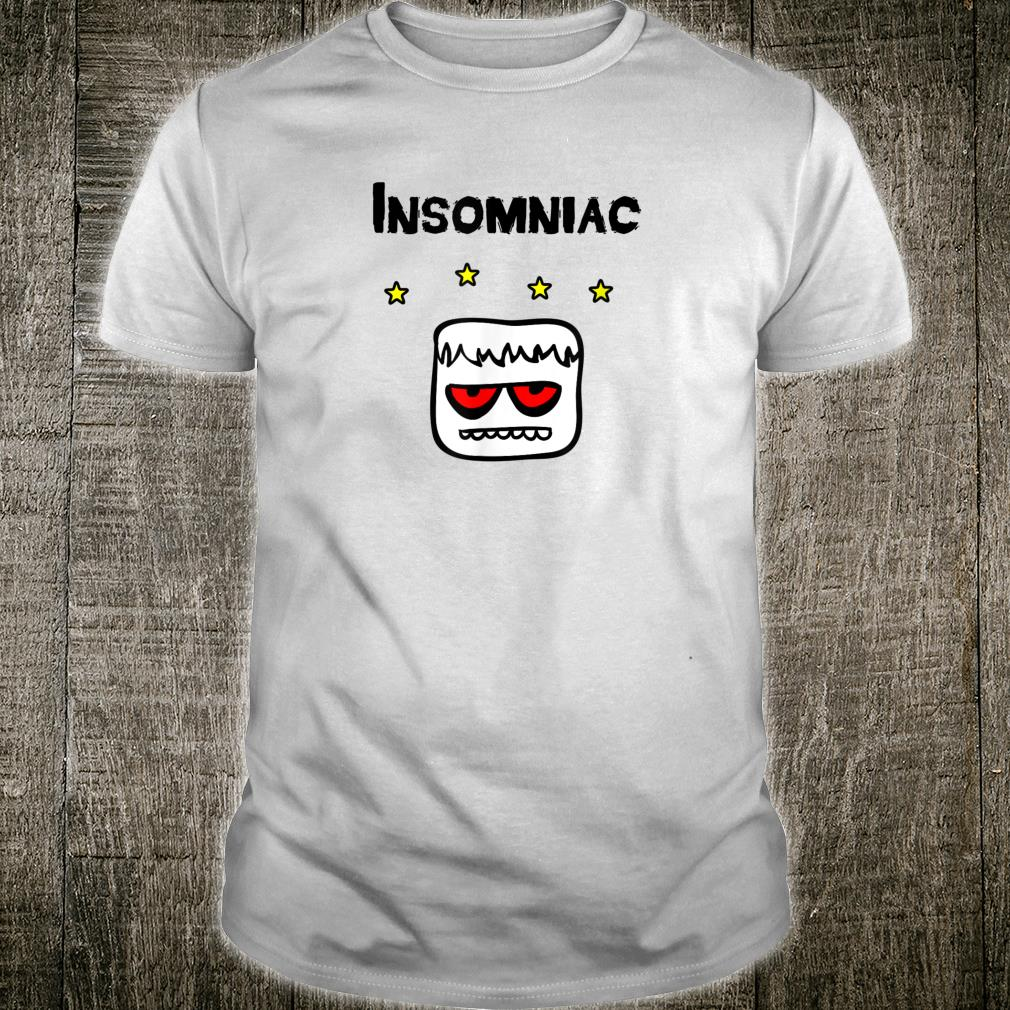 Insomniac Blockhead With Stars LightColor Shirt
