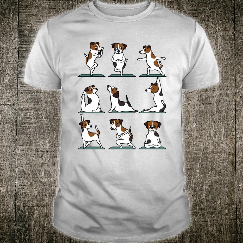 Jack Russell Terrier Yoga Shirt