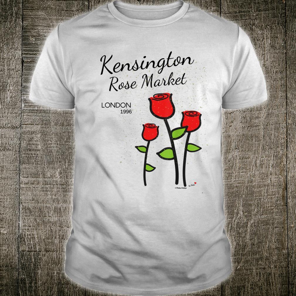Kensington Rose Market London 1996 Shirt