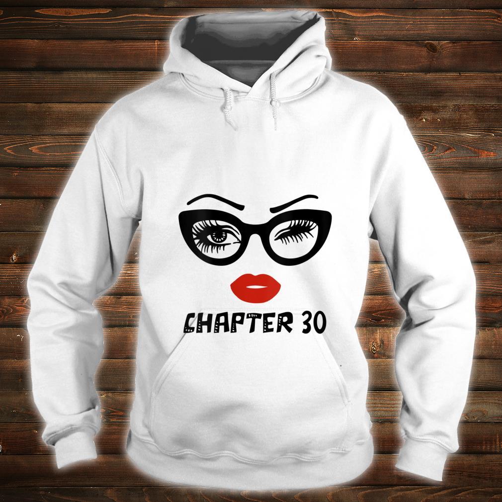 Ki Chapter 30 Years Old Birthday Costume Born In 1990 Shirt hoodie