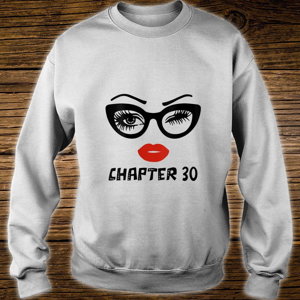 Ki Chapter 30 Years Old Birthday Costume Born In 1990 Shirt sweater