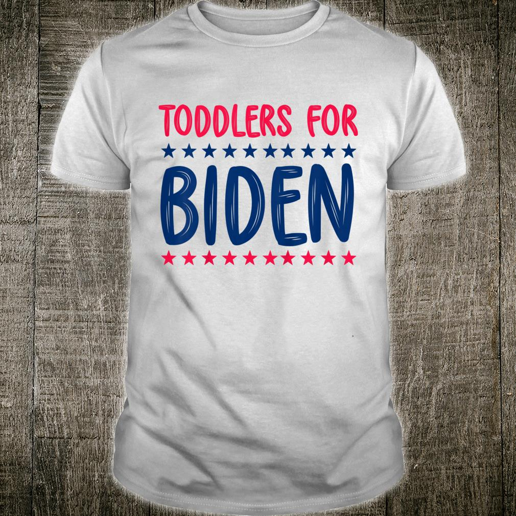 Kids biden harris 2020 kids Toddlers for Biden Shirt