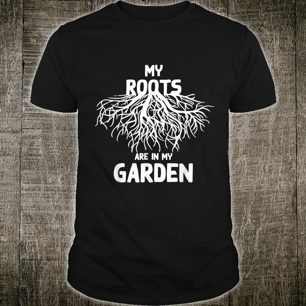 LandschaftsGärtner, Gärtnerin GartenFreunde Shirt