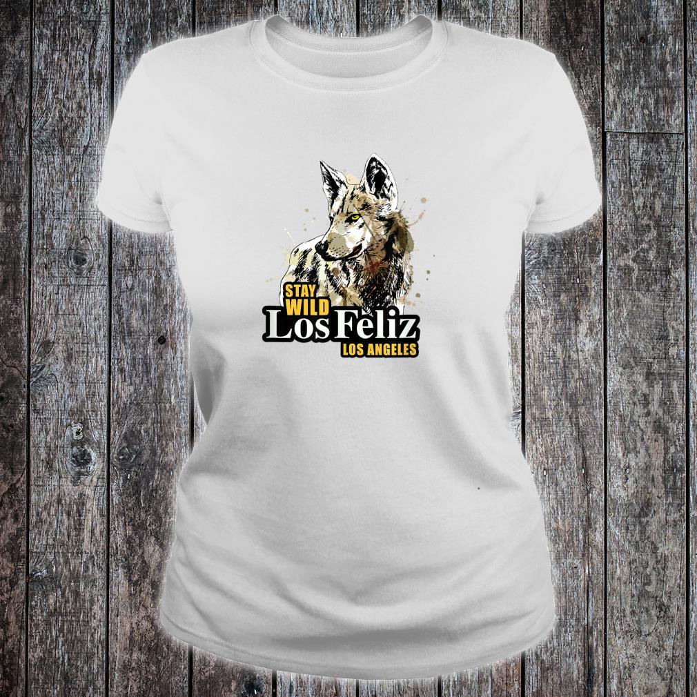 Los Feliz, California, Los Angeles Griffith Observatory Park Shirt ladies tee