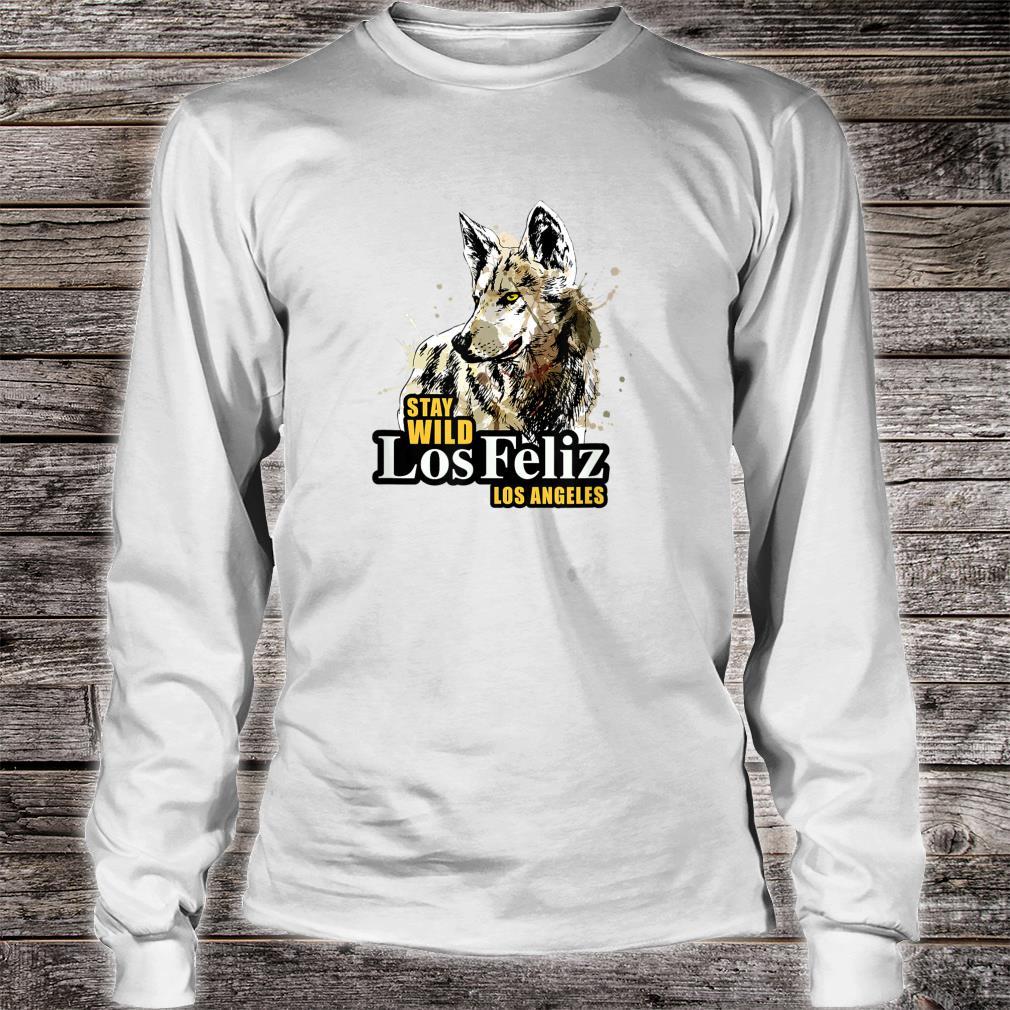 Los Feliz, California, Los Angeles Griffith Observatory Park Shirt long sleeved