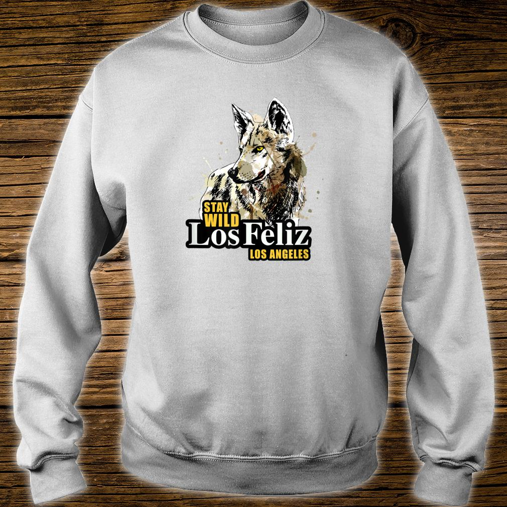 Los Feliz, California, Los Angeles Griffith Observatory Park Shirt sweater