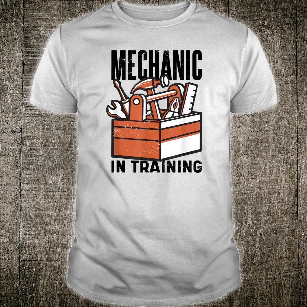 Mechanic in training and repair,,, children Shirt